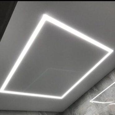 Натяжные потолки Тула