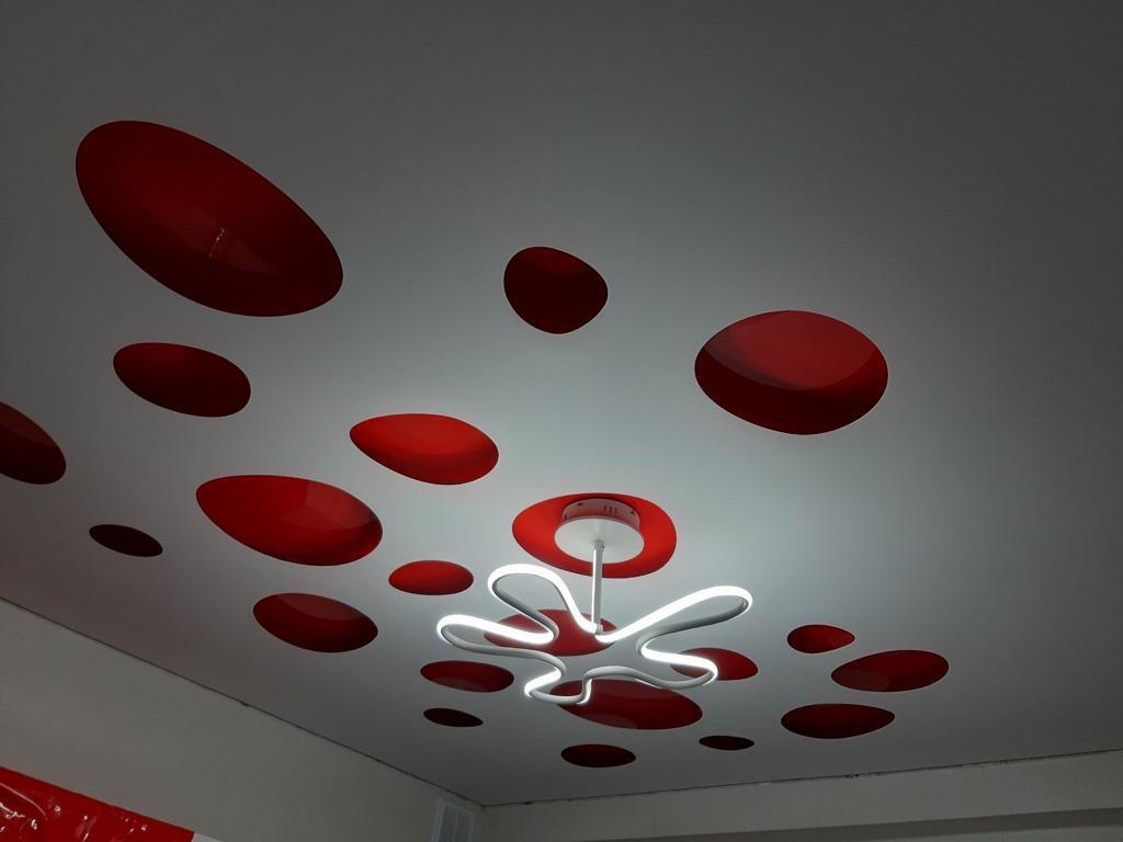 Перфорированные потолки Тула